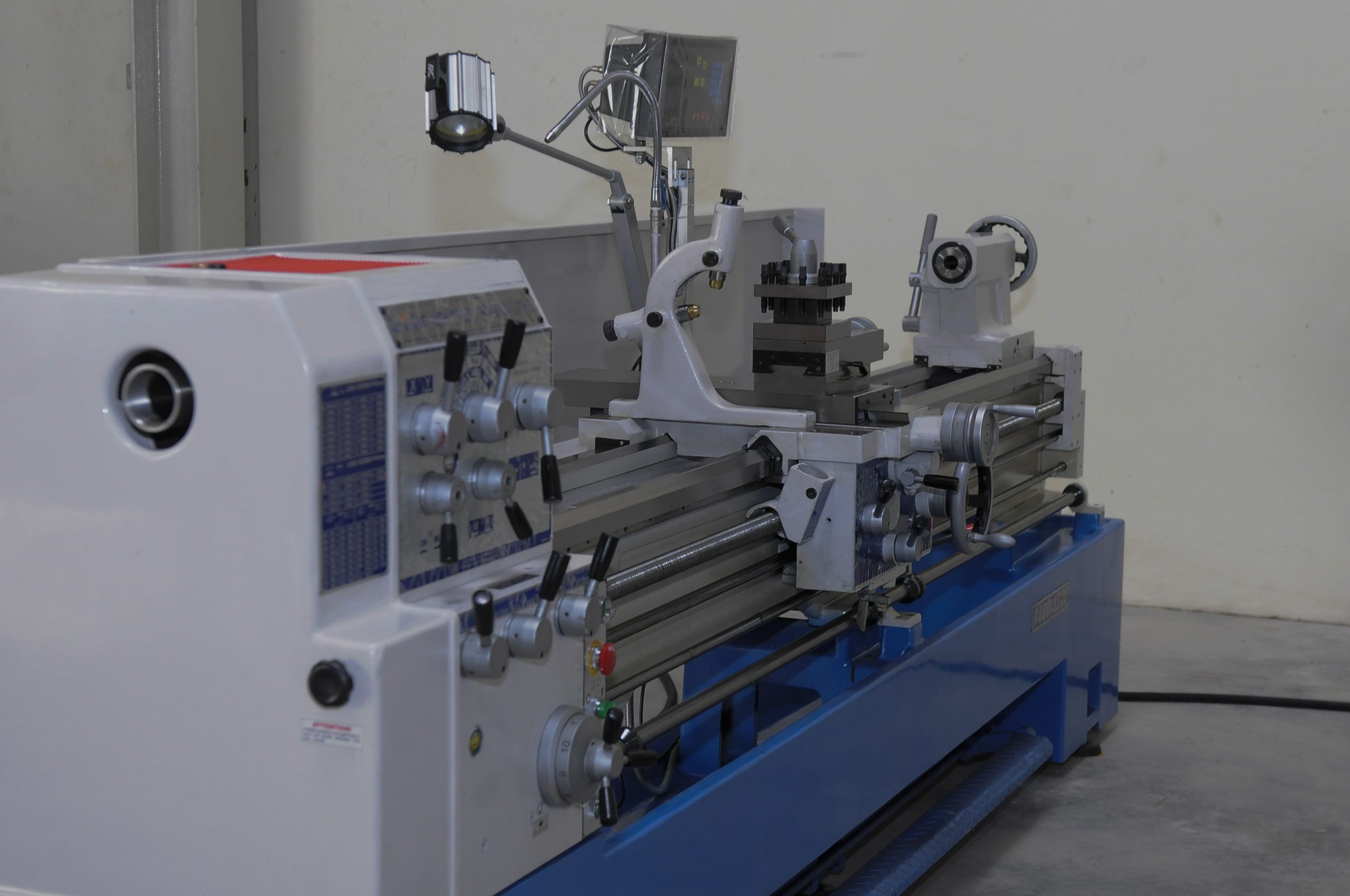 Equipment Photo 3- horizontal lathe machine
