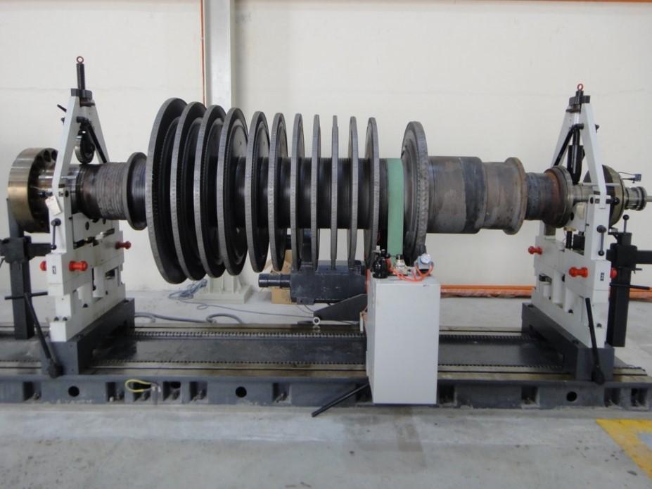 SteamTurbineBalancing
